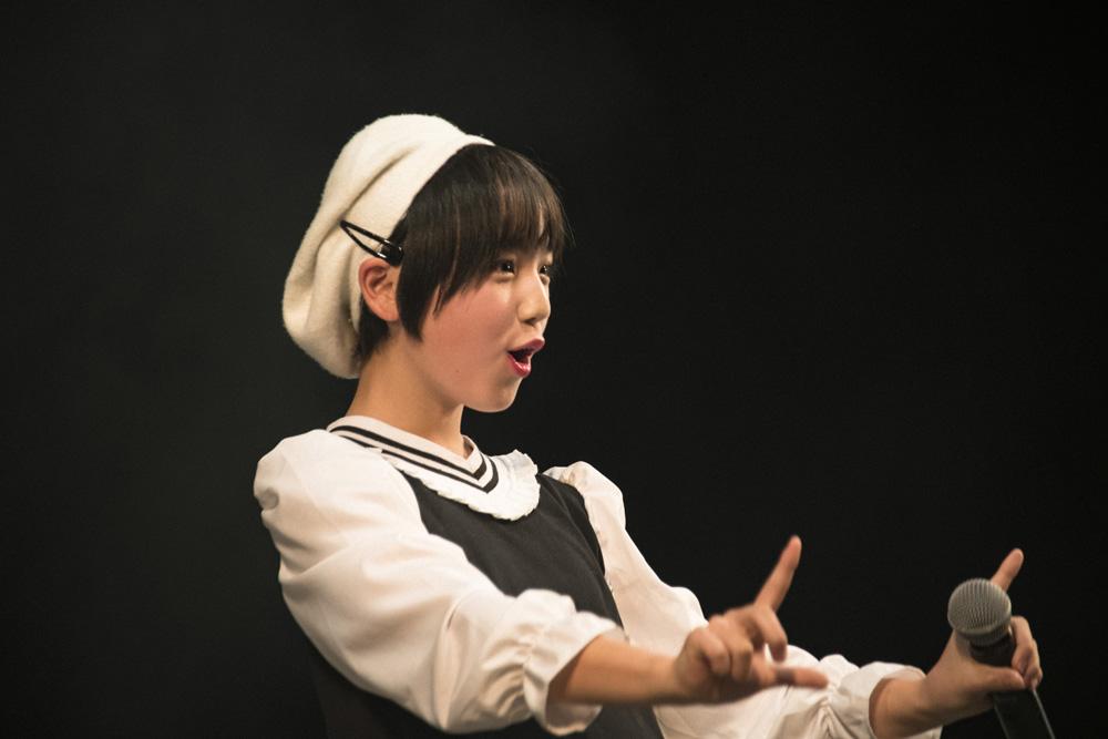 「革命少女」のセンターに抜擢された清水紗良インタビュー